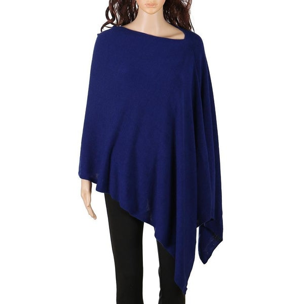 The Haley Pull Over Poncho