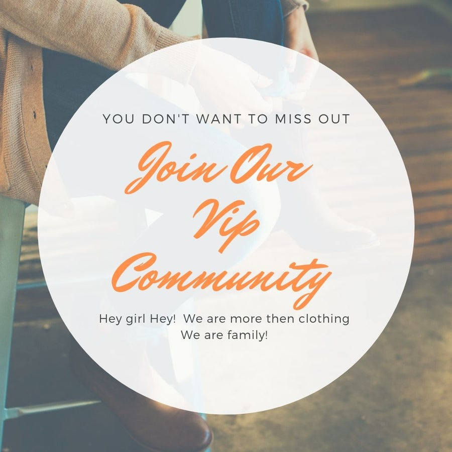 Join The VIP Family
