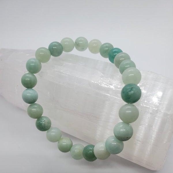 Amazonite 8mm Bracelets