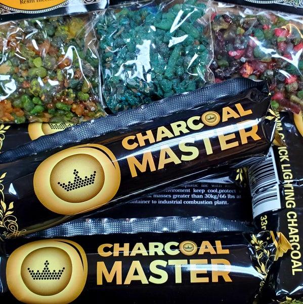 Charcoal Discs - 10 pack