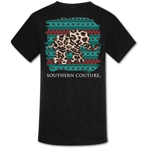 Leopard Elephant T-Shirt