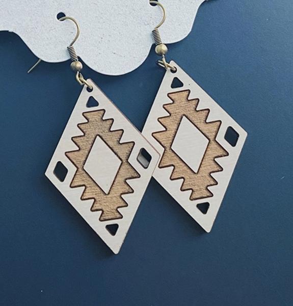 Navajo Earring