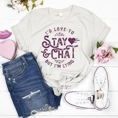 Let's Chat T-shirt