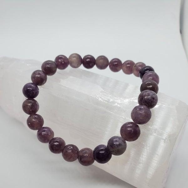Lepidolite Bracelets