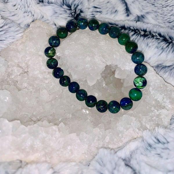 Bracelet - Chyrsocolla