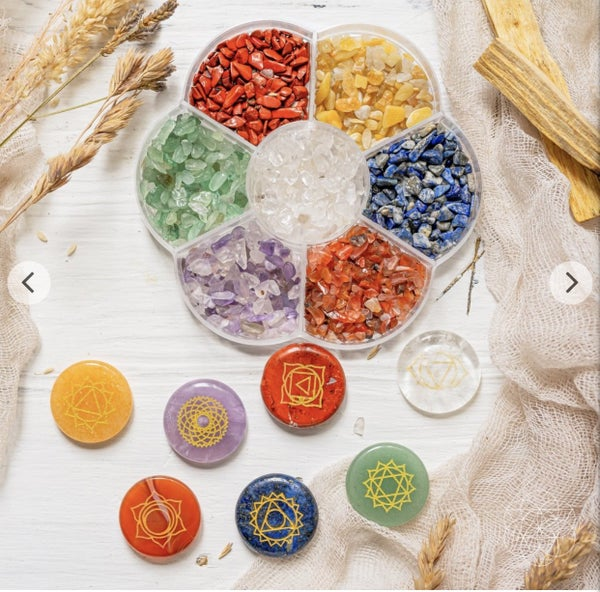 The Ultimate Chakra Set