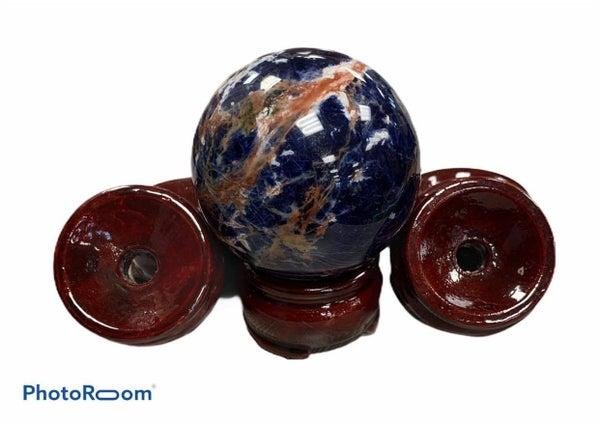 Sphere Holders