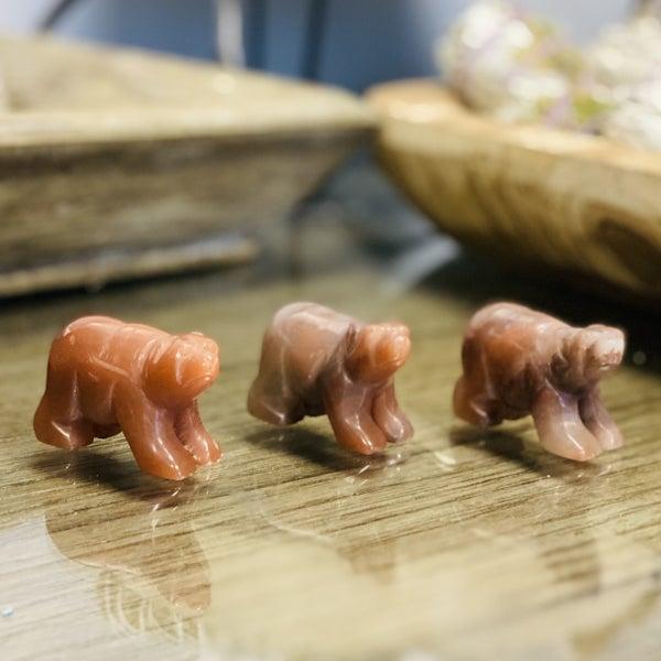 Agate Bears - Random