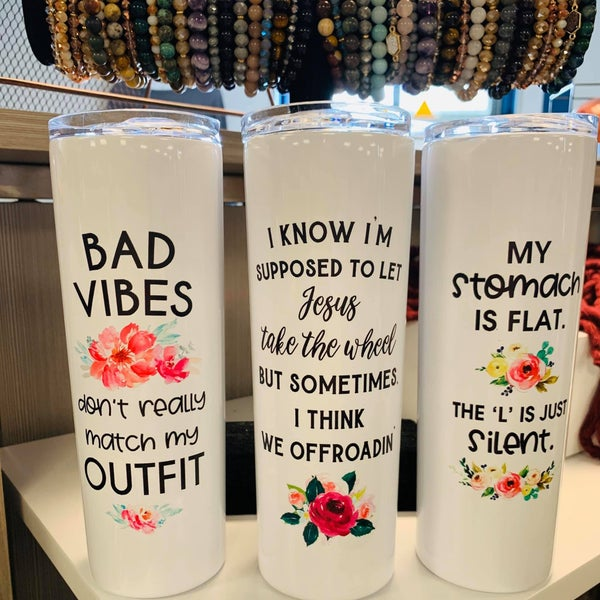 Travel Mugs - Tumbler
