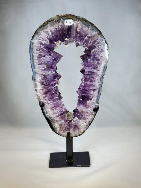 Amethyst Oval Stand 5kg