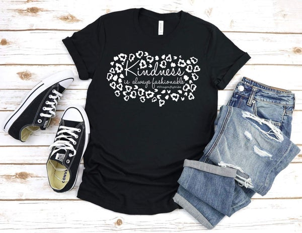 Kindness Is Fashionable T Shirt