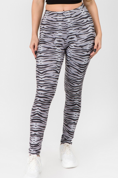 It's A Jungle Out There Tiger Leggings