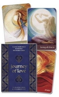 Journey of Love Oracle Cards