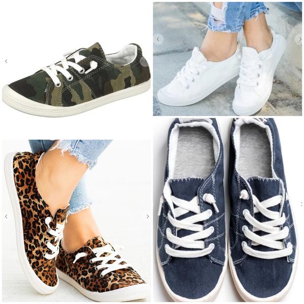Canvas Comfy Shoes