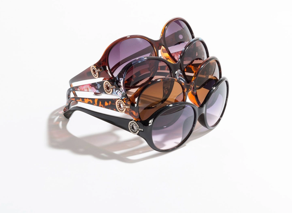 Round Rim Glam Bam Sunglasses