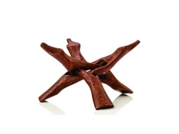 Tripod Wooden Stand 8inch