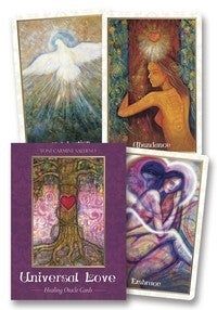 Universal Love Healing Cards