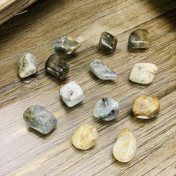 Labradorite Tumbles - small