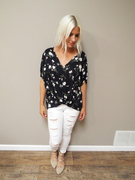 Floral Fancy Fab Shirt