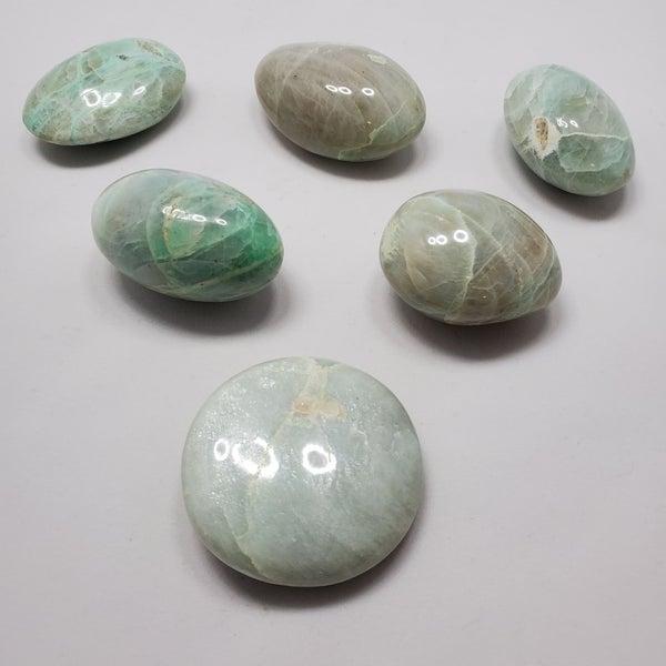 Garnierite Palm Stone - Random Pull