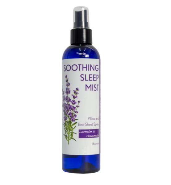 Moon Water Elixirs - Soothing Sleep Mist 8oz - Lavender / Chamomile