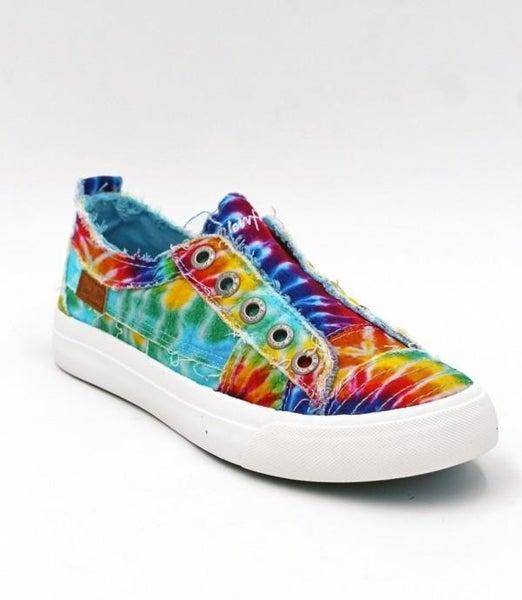 Blowfish Tie Dye Canvas Shoe