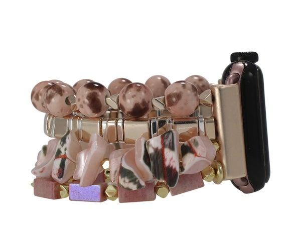 Sunshine - Rosegold Apple Watch Band