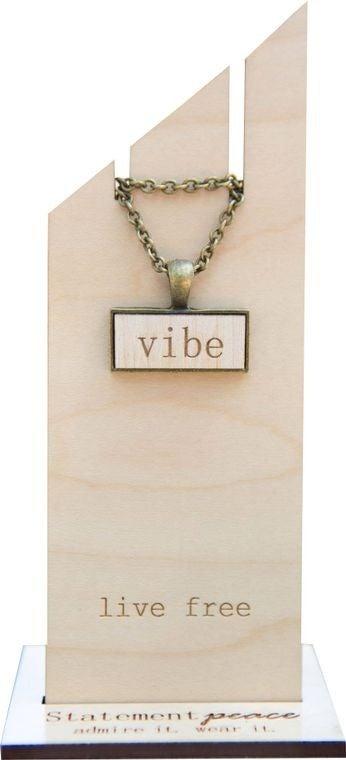 Vibe Mini Necklace