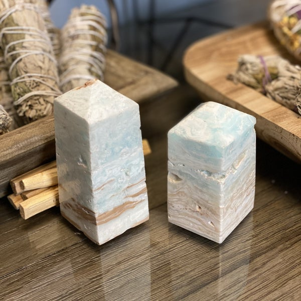 Caribbean Calcite Towers Med
