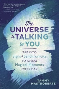 The Universe Is Talking to You Book