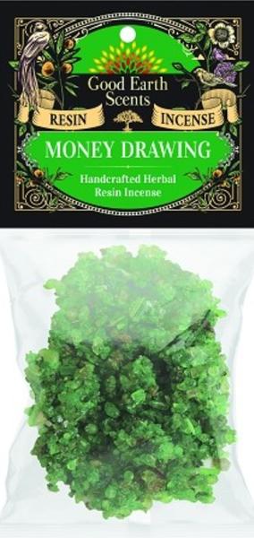 Money Drawing Resin