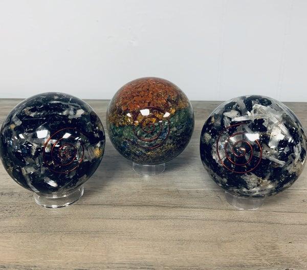 Orgonite Spheres