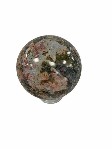 Ocean Jasper Sphere - #33