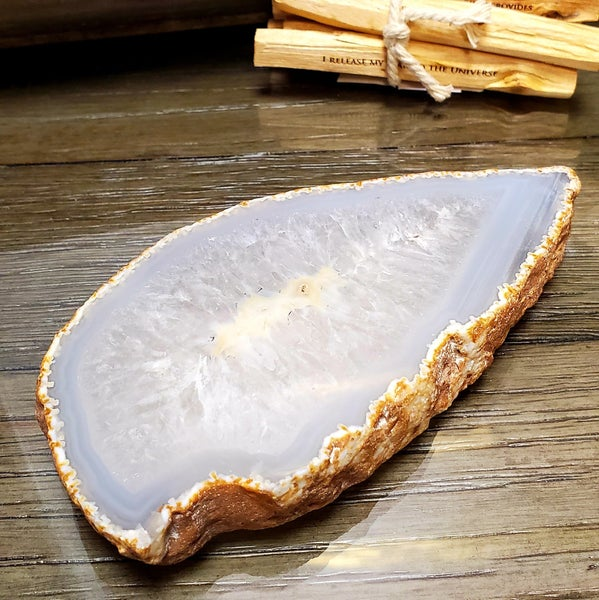 Agate Slices - Large