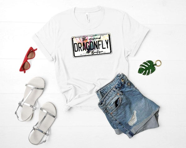 Dragonfly Tribe - T Shirt