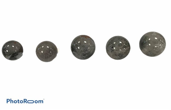 Lodolite Spheres -Small