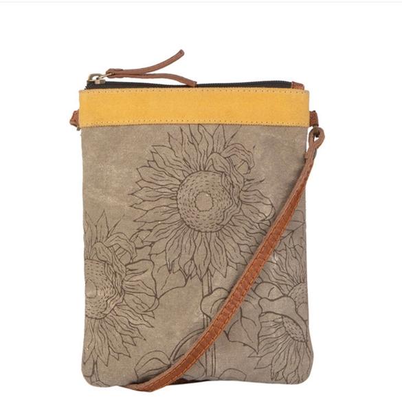 Sunny Days Are Here Again - Crossbody Bag