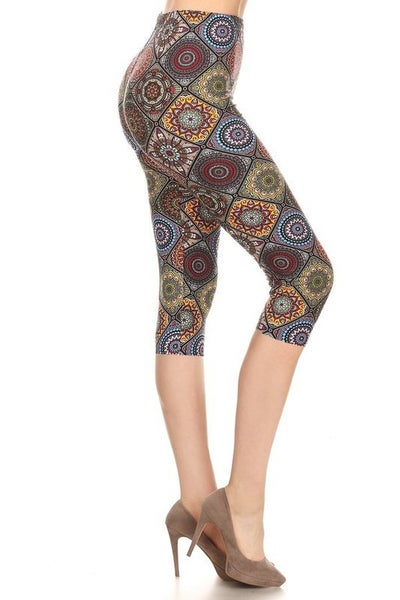 Medallion Tapestry Capri *Final Sale*