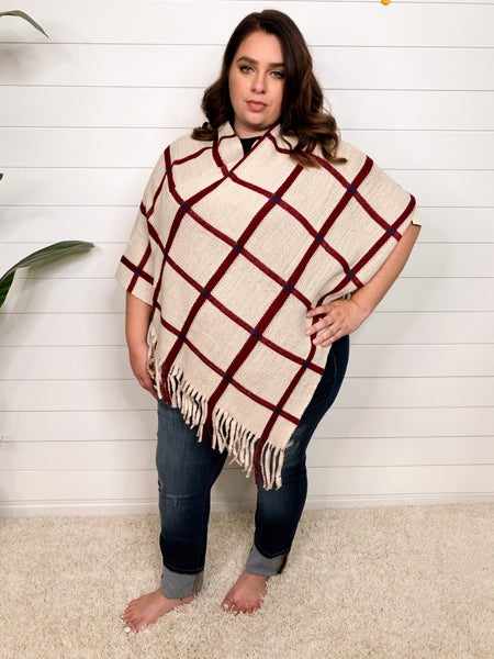 Wine time Poncho
