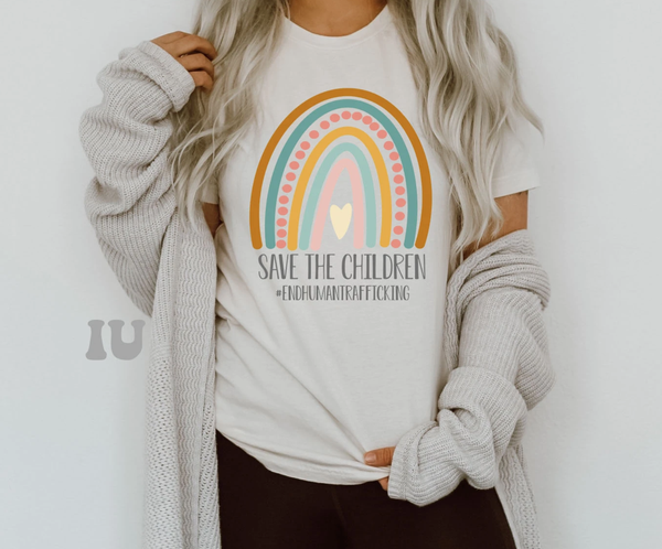 Save The Children Graphic Tee