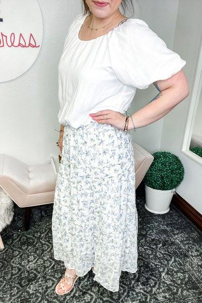 Boho Babe Skirt