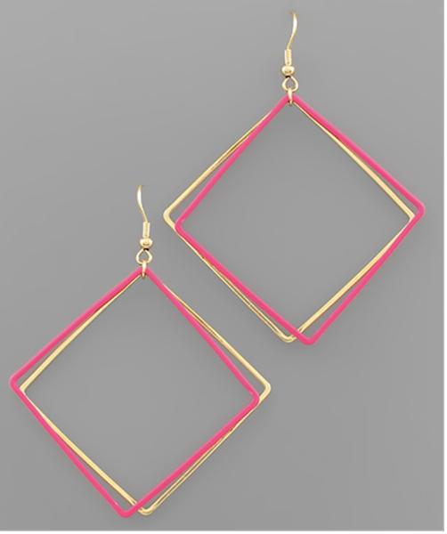 Diamond Pop Earrings