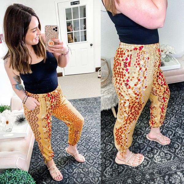 Mustard Mariah Pants