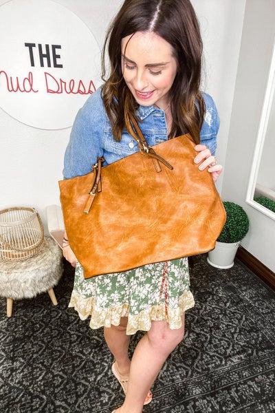 The Iris Handbag