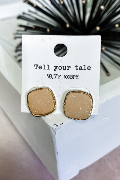 Tell Your Tale Earrings *Final Sale*