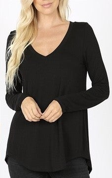 The Black Long Sleeve