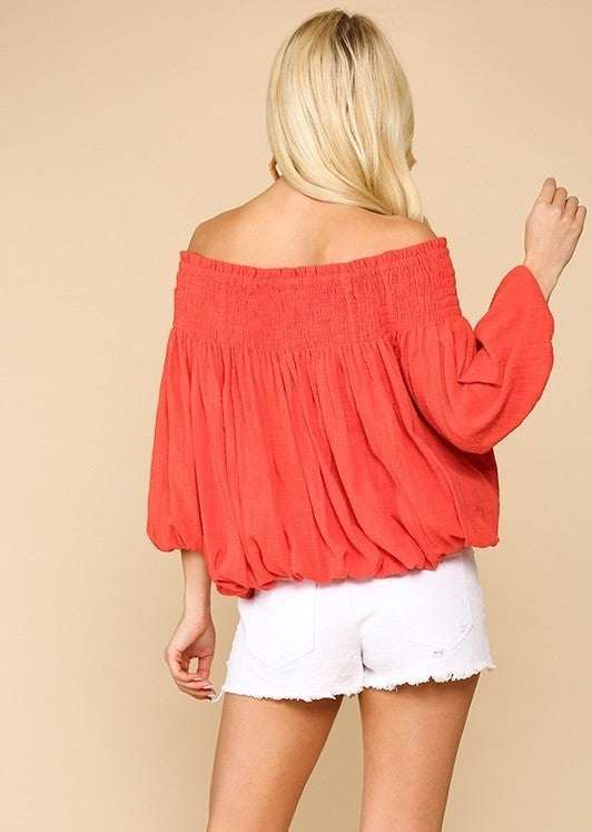 Sweet & Savvy Top