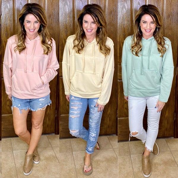Beach Bum Pullover Sweatshirt