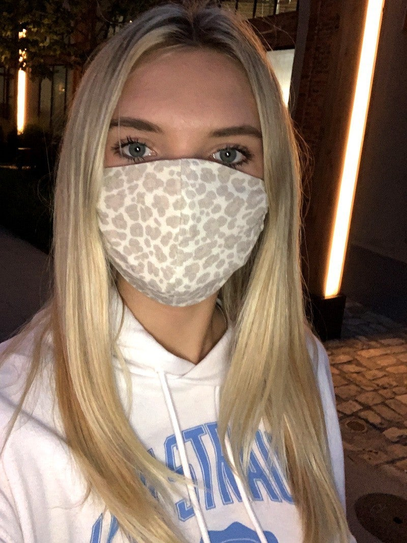 Trendy But Practical Face Coverings!