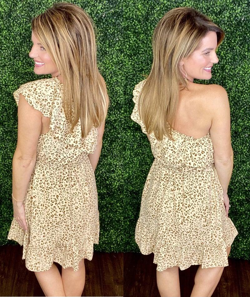 Piper One Shoulder Dress